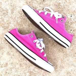 Pink Converse All Stars - Youth Size 1